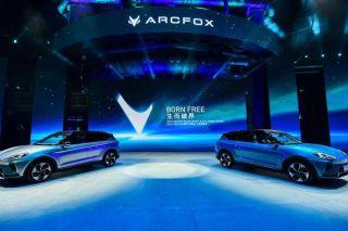 ARCFOX极狐αT树高端智能纯电SUV品质新标杆 | 北汽集团