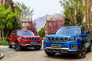 """紧凑级SUV红海刮来""""硬派风""""!北京越野BJ30上市售10.58万元起丨Mcar车界"""