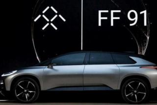 PPT造车先锋,法拉第未来的新车到底多久才可上市?丨新能源观察
